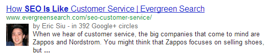 customer service SEO is like.....everything in the world except Gene Wilder
