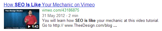 mechanic SEO is like.....everything in the world except Gene Wilder