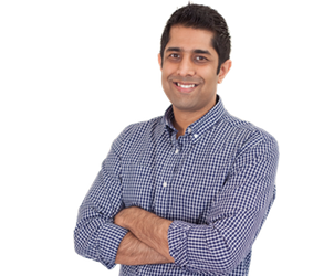 Pritesh Patel | Digital Marketing Consultant Construction Sector